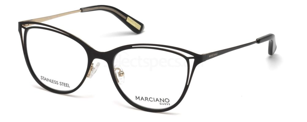 Stainless Steel Marciano Guess Frames