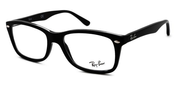 Ray Ban Thick Black Frames