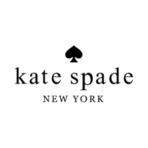 Kate Spade Black and White Logo