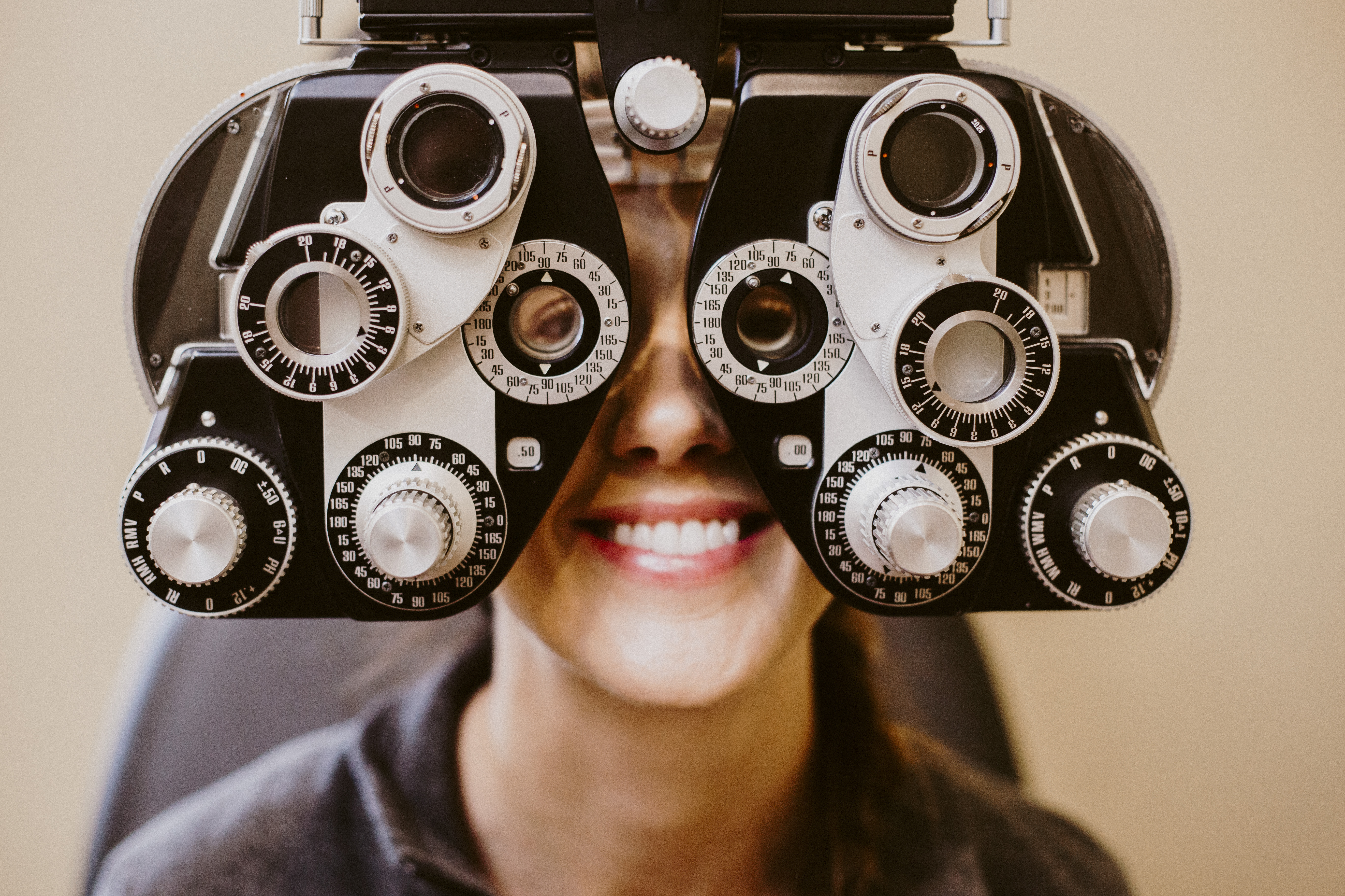 Eye Exam for Contacts