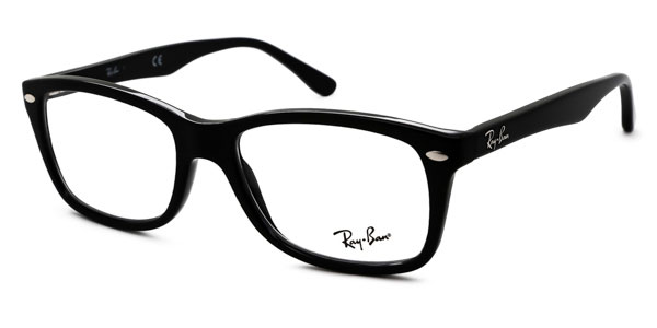 Ray Ban Thick Black Frames