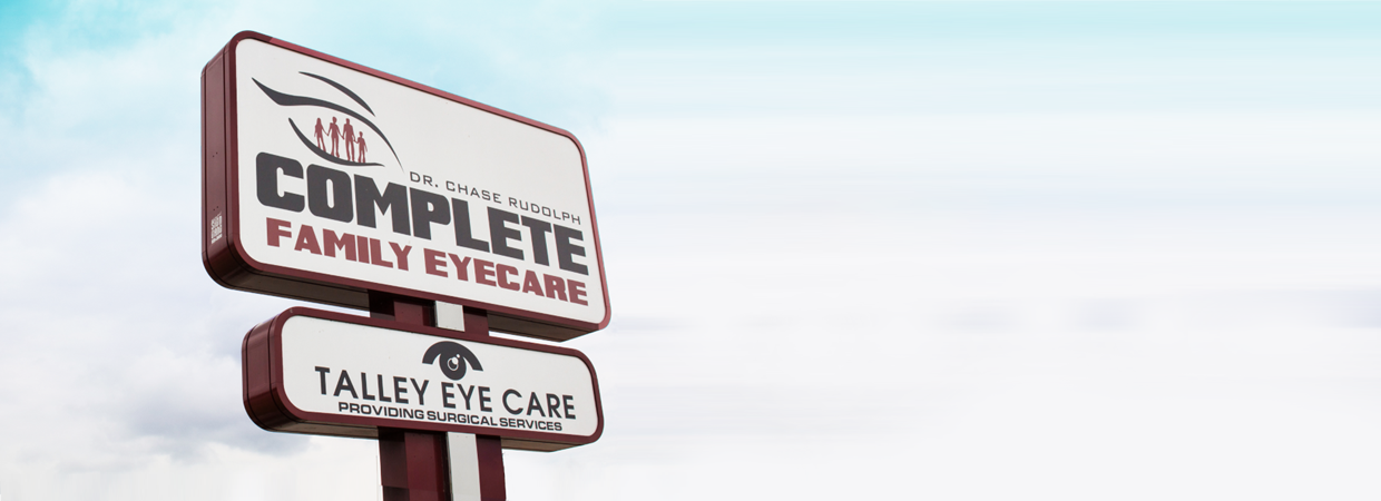 Eyecare Herrin Illinois Sign